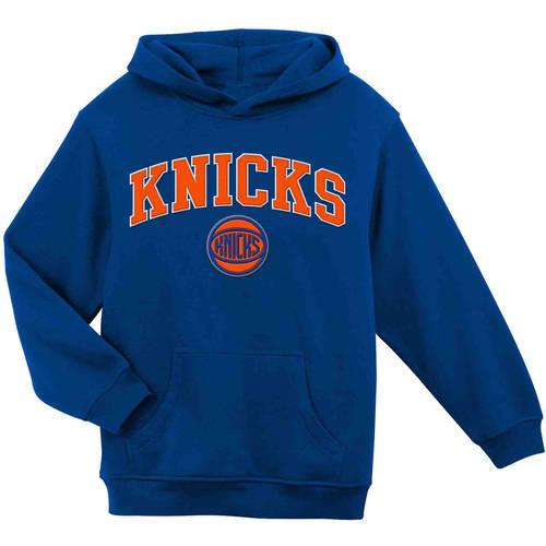 NBA New York Knicks Youth Team Hooded Fleece