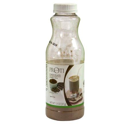 Proti-Thin Proti Max Protein Shaker - Chocolate (1 Bottle)