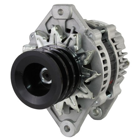 NEW ALTERNATOR FITS GMC MEDIUM HEAVY DUTY TRUCK W3500 W4500 LR180-509 LR180-509C Heavy Duty Alternator Rotors