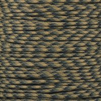 Paracord Planet 10', 25', 50', 100' Hanks & 250', 1000' Spools of Parachute 550 Cord Type III 7 Strand Paracord in Over 40 Camo Colors