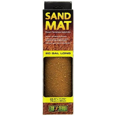 Exo Terra Sand Mat 20 Gal Walmart Com