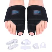 Best Bunion Correctors - EECOO Bunion Corrector Day and Night Kit, Orthopedic Review