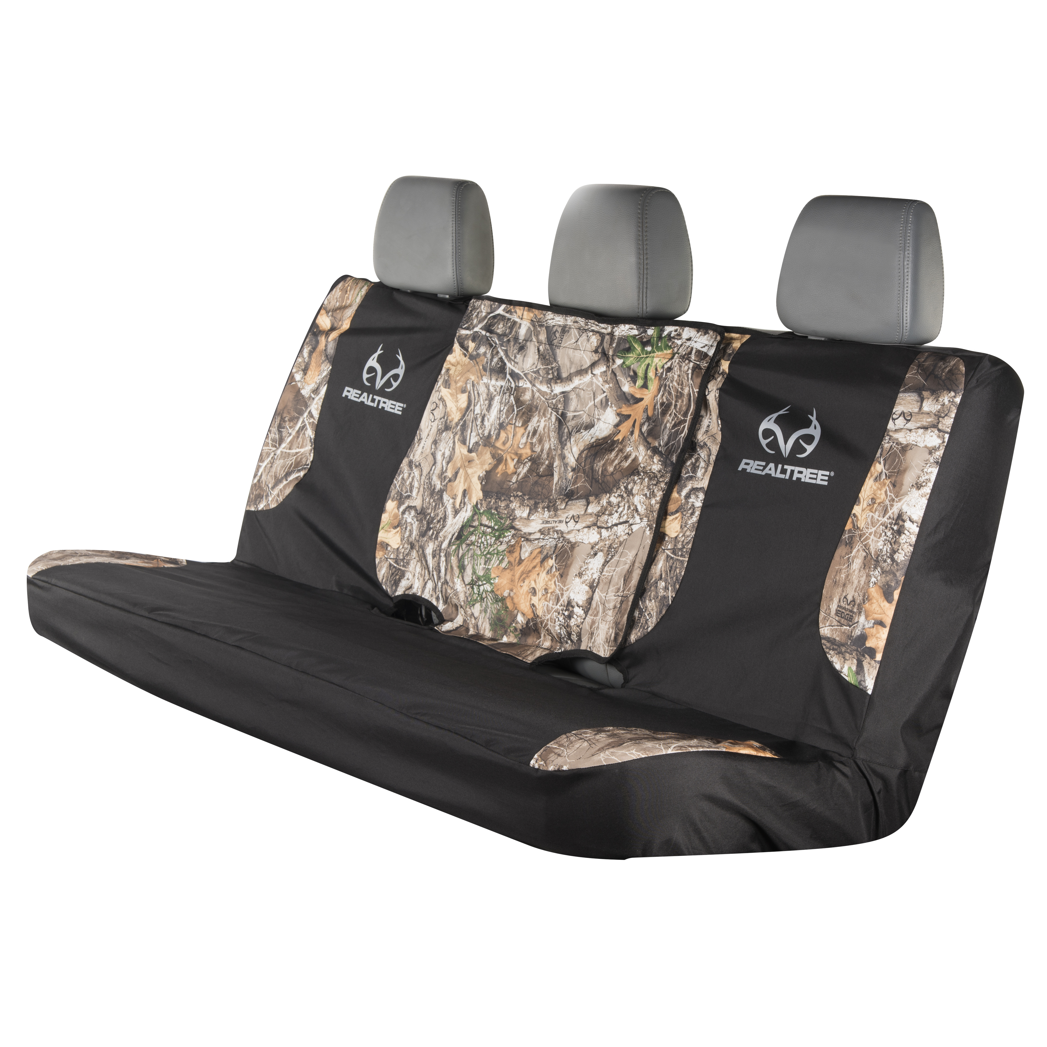 Realtree Edge Camo Full-Size Bench Seat Cover