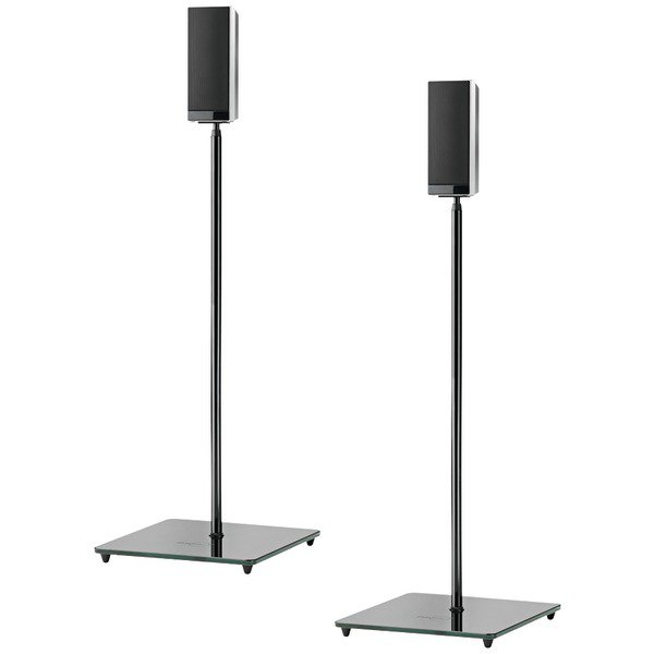 Omnimount® El0 Audiophile Speaker Stands, 2 Pk