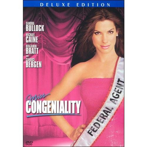 Miss Congeniality (Deluxe Edition) (Widescreen)