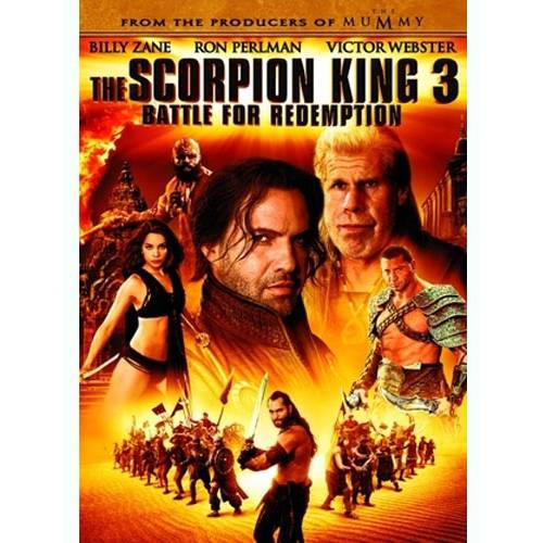 The Scorpion King 3: Battle For Redemption (Anamorphic Widescreen)