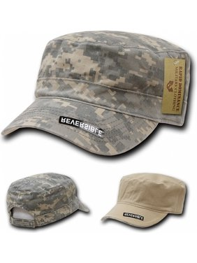 b08b37948 Product Image RapDom Reversible Flat Top Mens Cadet Cap  Universal Digital  - Adjustable
