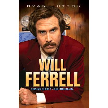 Will Ferrell : Staying Classy - The - Will Ferrell Costumes