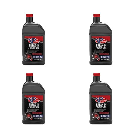 VP Racing 1 Quart Valvetrain Cam Break In 10W40 Engine Motor Oil (4 Pack) ()