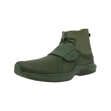 new arrival a850c fb793 Puma Men's The Trainer Hi By Fenty Cypress / Ankle-High Fashion Sneaker -  12M