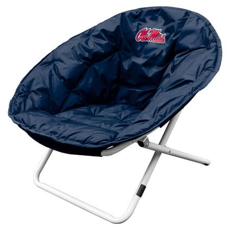 Logo Chair NCAA Ole Miss Sphere Chair