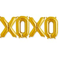 XOXO Balloon Kit - 34""