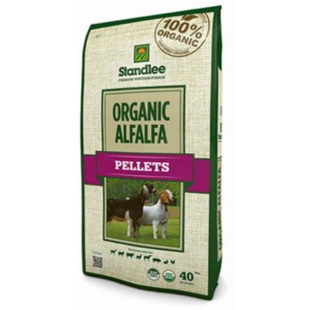 STANDLEE HAY COMPANY 40LB PRM Alfalfa Pellet - Alfalfa Pellets Horse