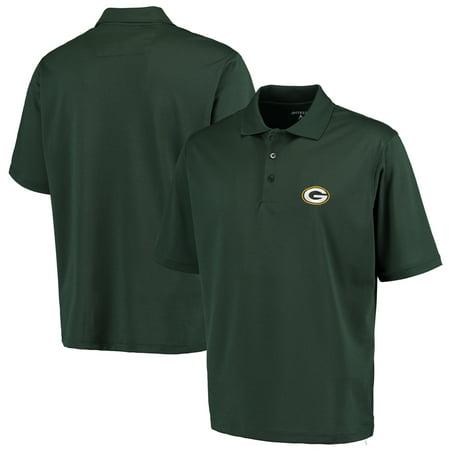 Green Bay Packers Antigua Pique Xtra-Lite Polo - Green