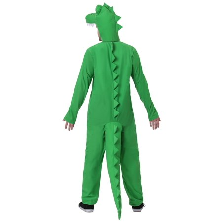 Men's Goofy Gator Costume - Adult Goofy Costume