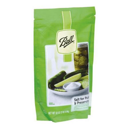 JARDEN HOME BRANDS 1440052750 Ball 32OZ Pickling (Best Salt For Pickling)