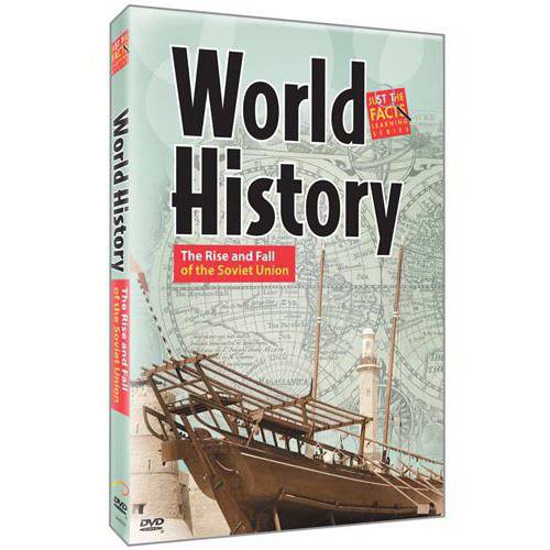 Just The Facts: World History - The Rise And Fall Of The Soviet Union (Two Volume Set)