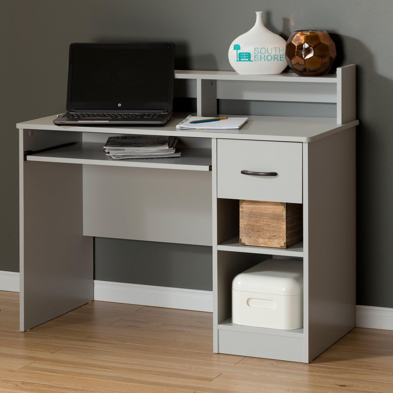 South Shore Smart Basics Small Desk, Multiple Finishes   Walmart.com