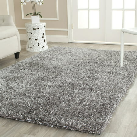 Safavieh New Orleans Darius Solid Shag Area Rug or Runner