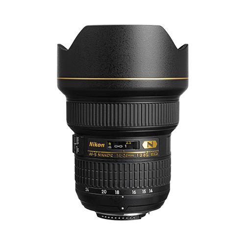 Nikon 14-24mm f 2.8G ED AF-S Nikkor Wide Angle Zoom Lens by Nikon