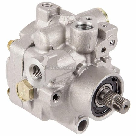 - New Power Steering Pump For Subaru Forester Impreza Legacy & Outback