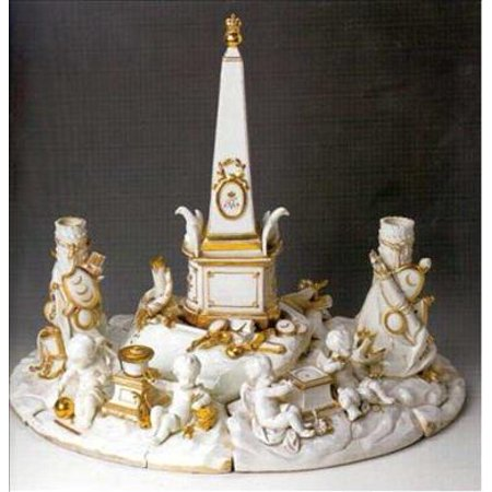 Lomonosov Porcelain Manufacture St. Petersburg, 1744-1994