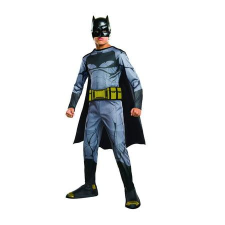 Rubie's Costume Batman vs Superman Dawn of Justice Batman Value Costume Medium
