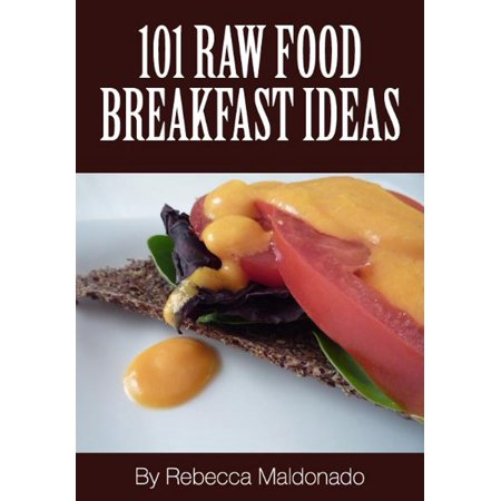 101 Raw Food Breakfast Ideas - eBook](Breakfast Buffet Ideas)