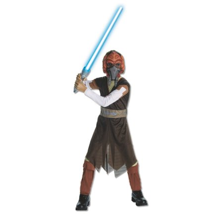 Star Wars Boys Plo Koon Halloween - Clone Wars Plo Koon