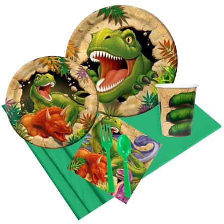Dinosaur Adventure Party Pack For