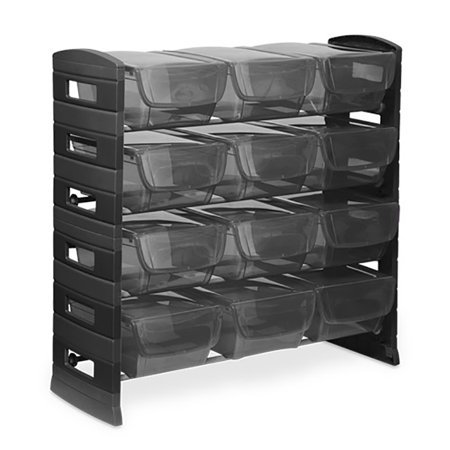Walmart Utility Shelves Simple Toomax Utility Tool Storage Drawers With 60 Tubs And 60 Shelves