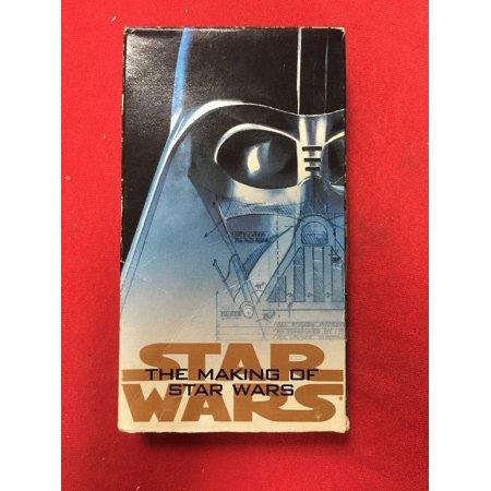 The Making Of Star Wars VHS, Lucasfilm Ltd. (Star Wars On Vhs)