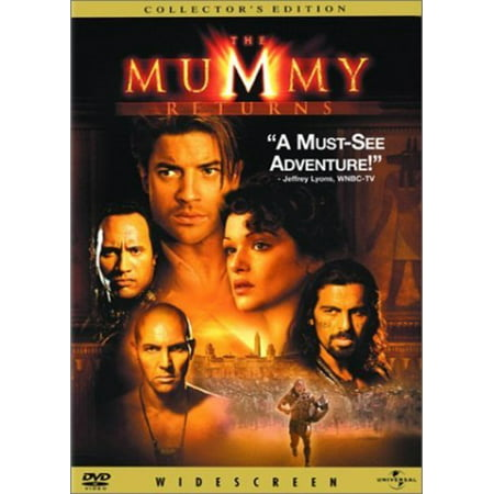 The Mummy Returns  Blu Ray   Digital Copy