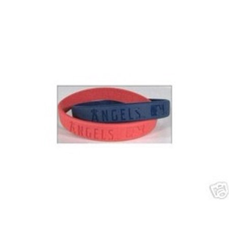 Anaheim Angels Interlocking Wristband