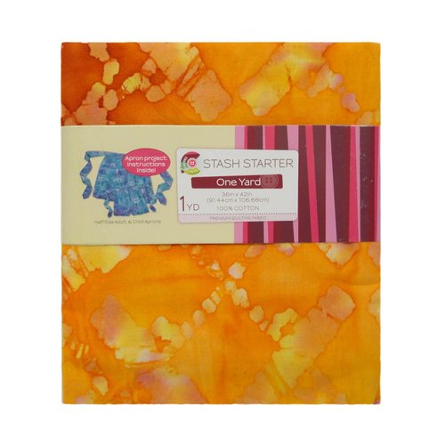 Creative Cuts Spring Batik 1yd Cut, D