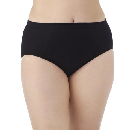 Women's Plus Flexible Fit Brief Panties - 4 - Ideas For Fall Parties