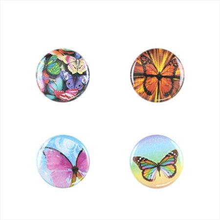 Il Bere C Btrfly A Wine And Drink Charms Animal Collection   Butterflies