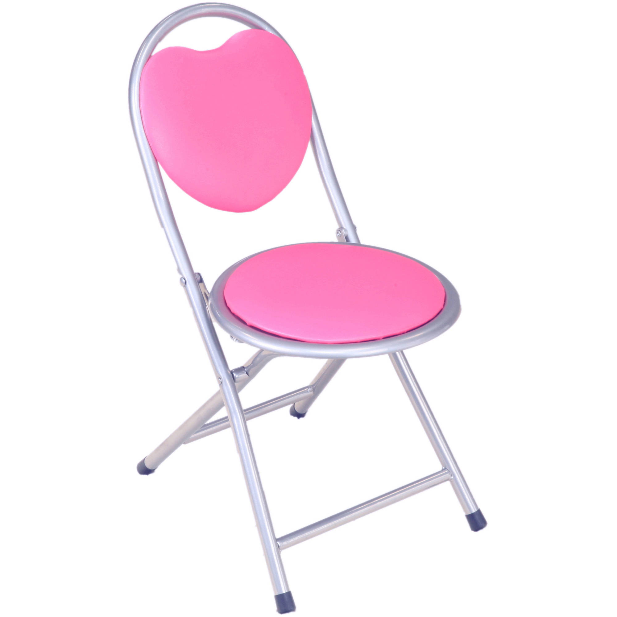Attractive Home Craft Kidu0027s Metal Folding Chair, Multiple Colors
