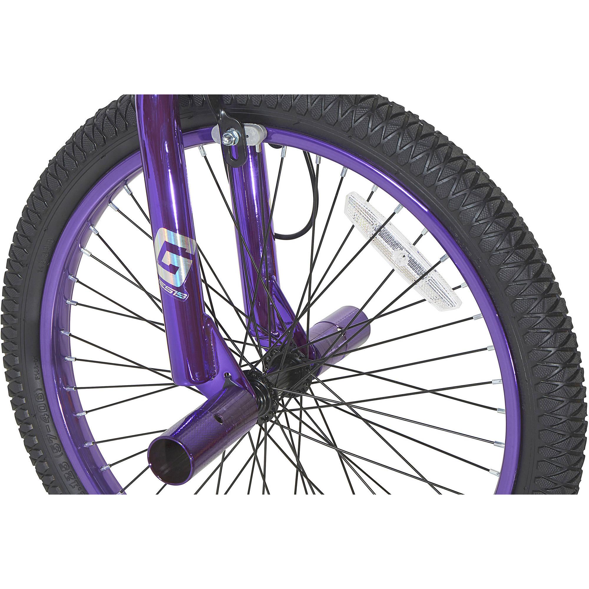 """20"""" Genesis Boys' Krome 2.0 Bike, Purple by"""