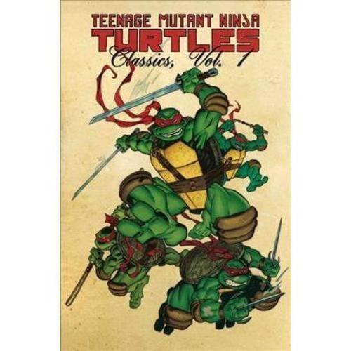 Teenage Mutant Ninja Turtles Classics, 1