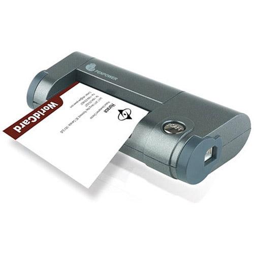 Penpower WorldCard Office Business Card Scanner - USB - Walmart.com