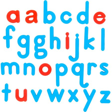 Plastic Magnetic Letters (EZread™ Plastic Magnetic Letters -)