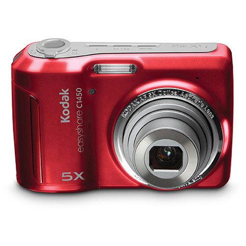 Kodak Red C1450 Digital Camera with 14 Megapixels and 5x Optical Zoom