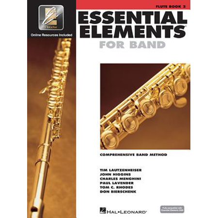 Essential Elements for Band - Book 2 with Eei : Flute Comprehensive Band Method Book