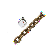 "APEX TOOLS GROUP LLC T0513668 5/16""x20' Binder Chain"