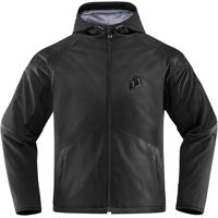 Icon Merc Stealth Graphic Jacket Black 3X  2820-3867