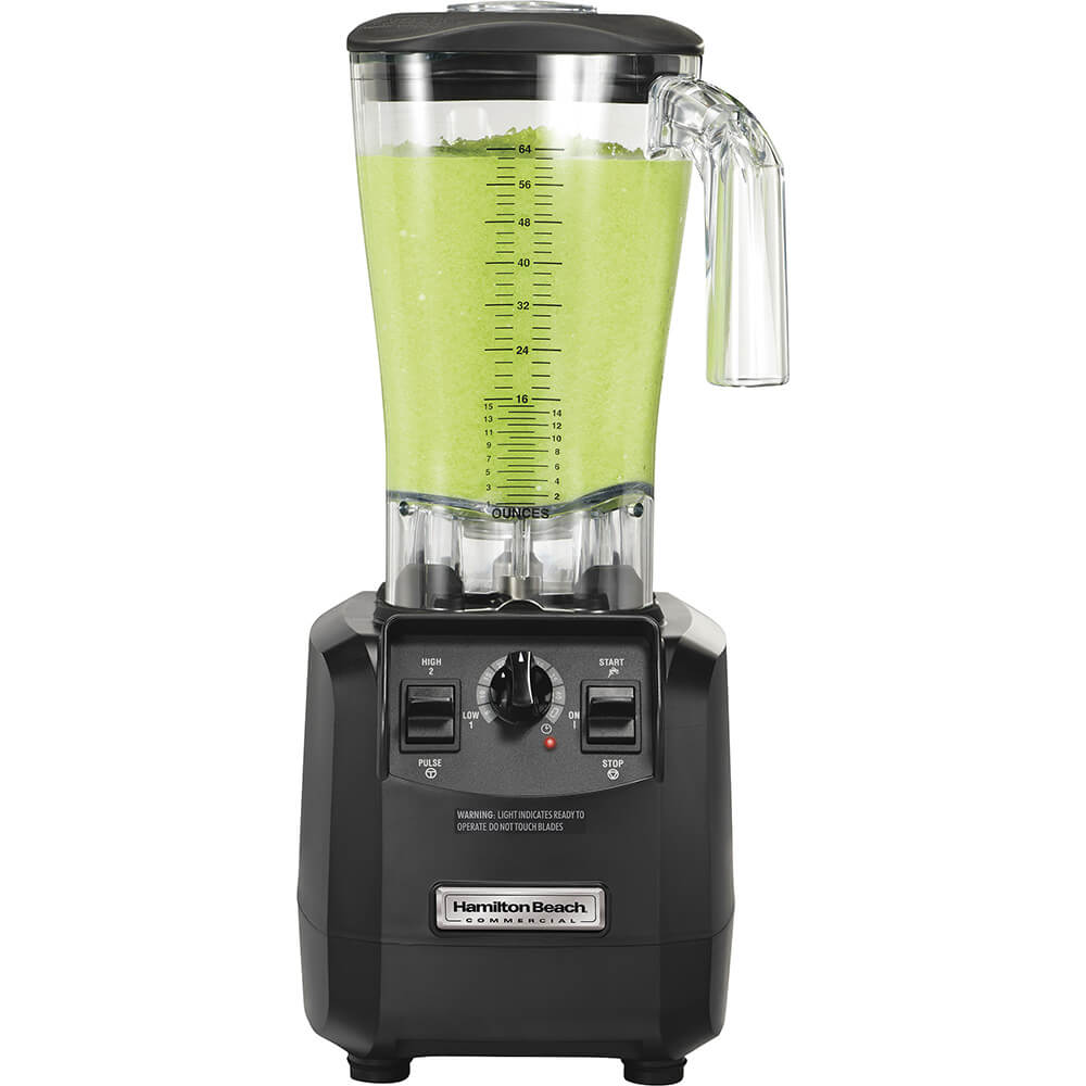Hamilton Beach Stackable 64 Oz. Fury High Performance Blender, HBH550
