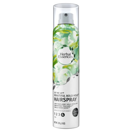 Herbal Essences Set Me Up Beautiful Bold Hairspray with Lily of the Valley Essences, 8 oz