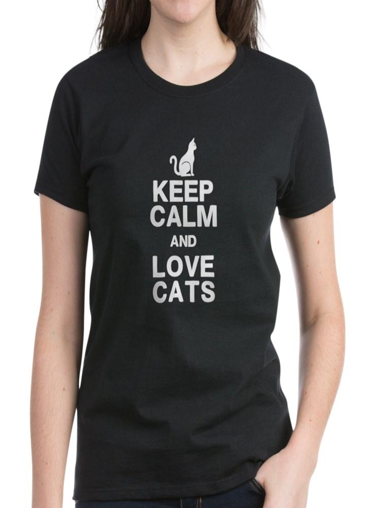 Keep Calm First Graduation Black Juniors Soft T-Shirt