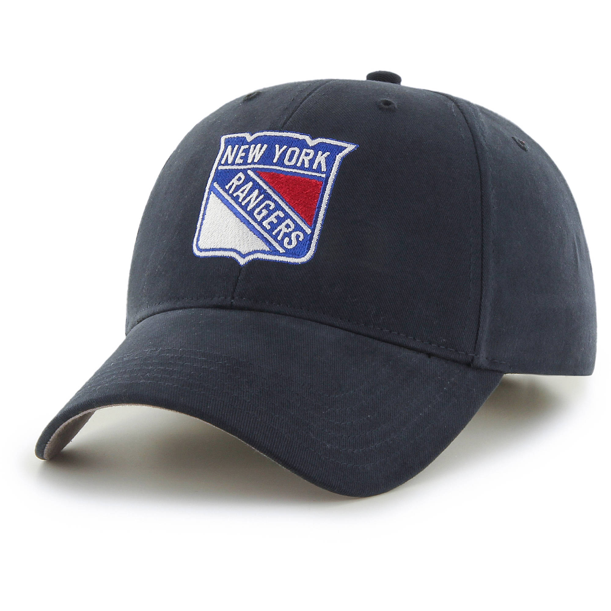 NHL New York Rangers Basic Cap / Hat by Fan Favorite